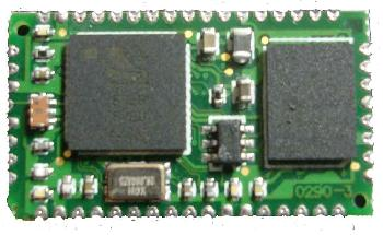BT55-187S Bluetooth module optimized for Audio application