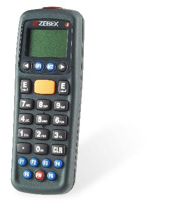 Z-2121 Portable Data Terminal with 1D Laser Scanner
