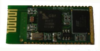 BT44-191S Bluetooth Class 2 module with on-board antenna supporting Point-Point  Point-Multipoint