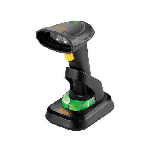 ZB-3852 Wireless Bluetooth 2D Barcode Scanner with USB interface