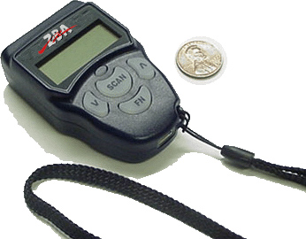 ZBA Z-1060 Portable Data Collector, KIT