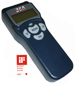 Z-1070 Portable Data Collector, KIT