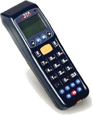 Z-2030 Portable Data Terminal with Integrated CCD Barcode Scanner